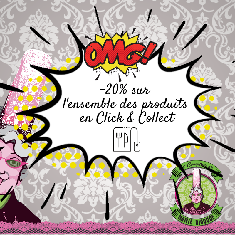Offre Click & Collect